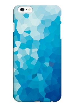 Stained Glass Glossy Hard Case for iPhone 6 Plus
