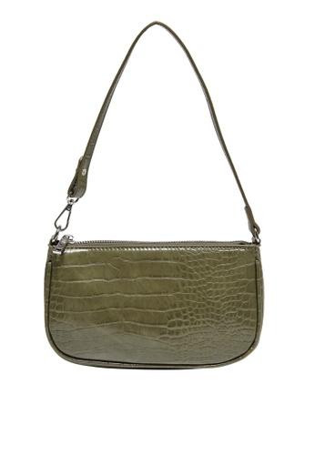 ONLY green Belinda Bagette Bag 9E949AC12A1F61GS_1