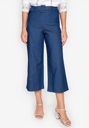 BLUSA blue Aura Jeans High Waist Style E35BDAA3868BBFGS_1