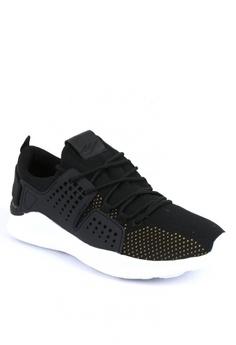 check out e7d33 1104d Sizes 39 43 44 · World Balance black Falconer Men Athleisure Shoes  366ECSHCCF76F2GS 1