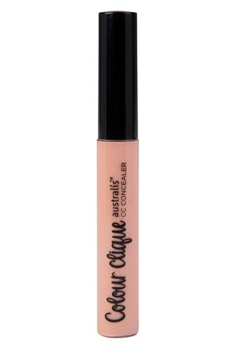 Australis Australis Colour Clique CC Concealer - Peach AU782BE0G6O6SG_1