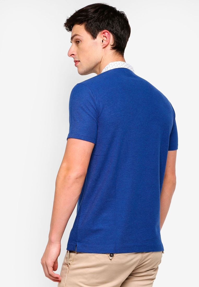 Collar G2000 1 Mood 2 Indigo Polo Shirt In qOWHAU