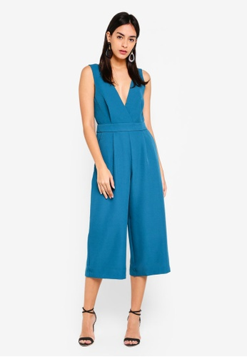 67b83f9ebe Miss Selfridge green Plain Pinny Green Jumpsuit 60456AA1973D5DGS 1