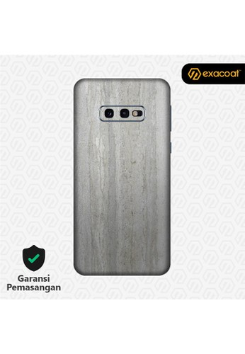 Exacoat Galaxy S10e 3M Skins Concrete - Cut Only A758BES2971A2EGS_1