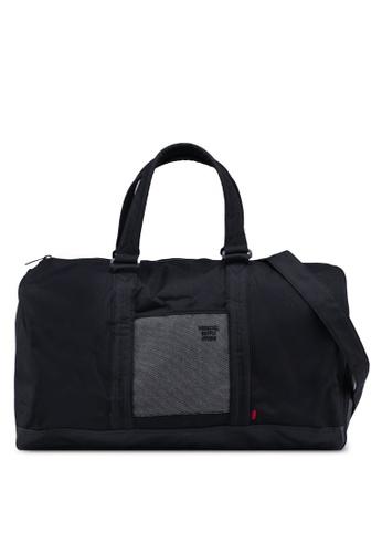 Herschel black Novel Duffle Bag D3054AC7400949GS_1