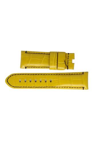 STRAPS yellow Straps-Leacrc-2824 ST324AC96QVZID_1