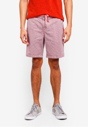 Superdry pink Sunscorched Shorts D91AAAA2FE1C89GS_1