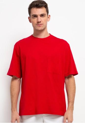 Salt n Pepper red S/S-Men T-Shirt 4B1C1AA3744E55GS_1