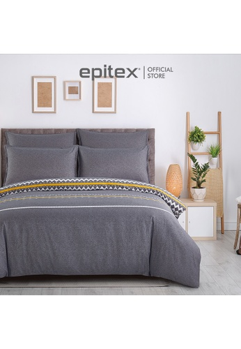 Epitex multi Epitex Silkysoft 900TC SP9049-03 Fitted Sheet Set (w/o quilt cover) 582B9HL4D114A7GS_1