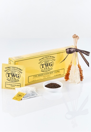 TWG Tea Morning Awakenings Teabag Kit (Uva Highlands BOP) D7C58ES0E6D863GS_1