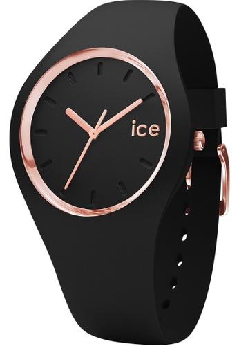 Ice-Watch black ICE glam - Black Rose-Gold IC770AC65UWGHK_1