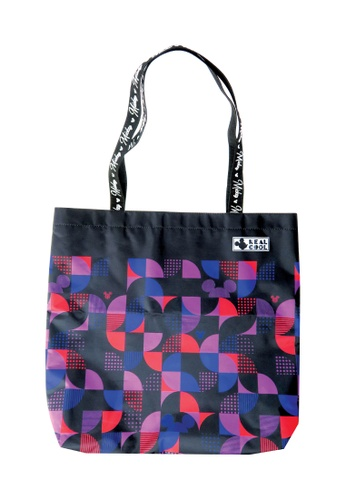 Disney Mickey black Disney Mickey Mouse Real Cool Tote Bag 02E29KCA44833EGS_1