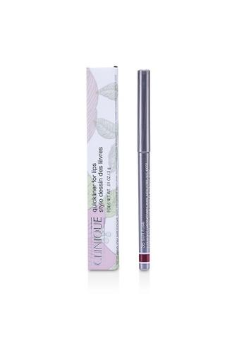 Clinique CLINIQUE - Quickliner For Lips - 36 Soft Rose 0.3g/0.01oz 211FDBE7AECF2BGS_1