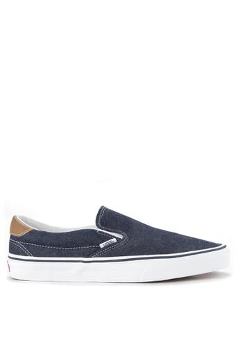 Vans blue Ua Slip-On 59 VA142SH0WE1MID_1
