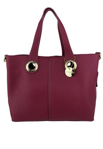 Mel&Co red Top Handle Satchel Bag 77123ACBCC55CBGS_1