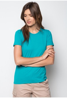 All-Day Roundneck Basic Tee