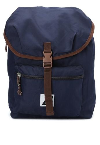 Poler blue Field Backpack 7C6BDACCD302E8GS_1