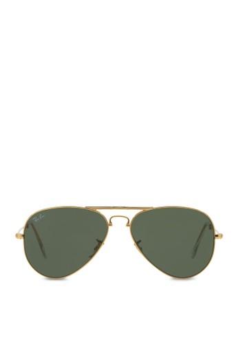 Aviator Folding 太esprit服飾陽眼鏡, 飾品配件, 飾品配件