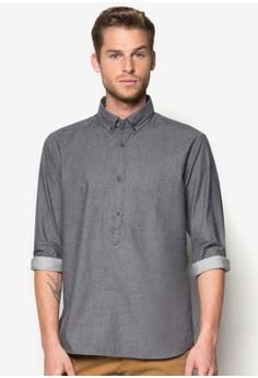 Woven Long Sleeves Shirt