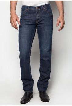 Spencer Casted Brown Pants