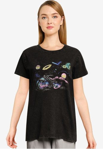 Cotton On black Classic Arts T Shirt 652B4AAF0201C6GS_1