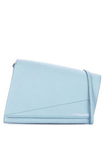 Calvin Klein black Origami Bag CF789ACC470209GS_1