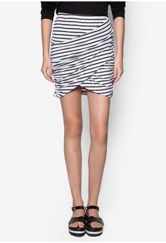 Drape Utube Skirt