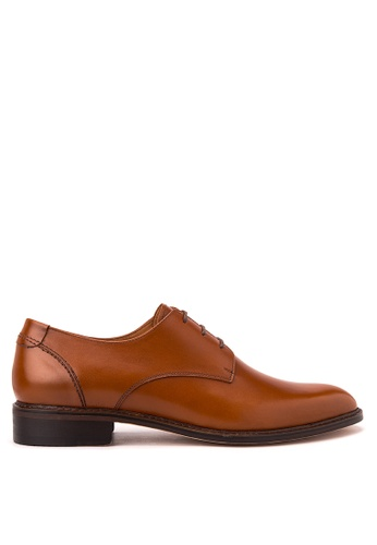 Bristol Shoes brown Belvedere Brown Derby BR842SH15PAEPH_1