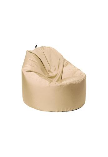 doob beige OOMPH - spill-proof doob bean bag chair (Barley Beige) 0A28DHL276D074GS_1