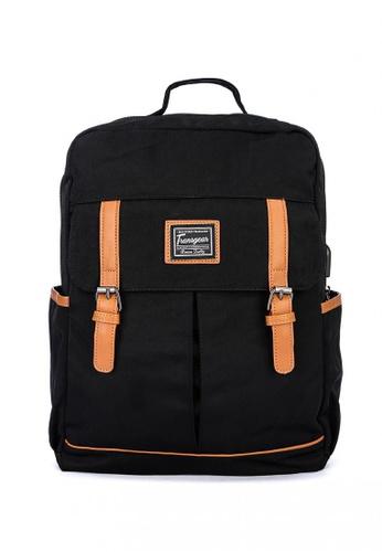 TRANSGEAR black 404 Backpack 7BFE4AC1139B7AGS_1
