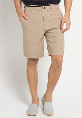 hurley beige Phantom Jetty 20In Walk Short FA856AA3519CC3GS_1
