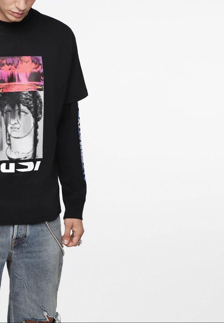 Wallace Diesel Tshirt Xb Black T 4dHqxq