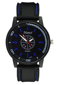 Nanci Unisex Analog Watch 9970