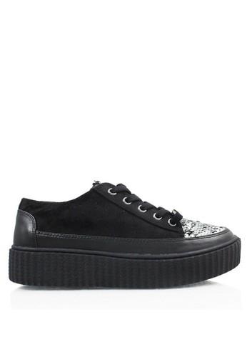 GOSH black Sneakers GO752SH23YWEID_1