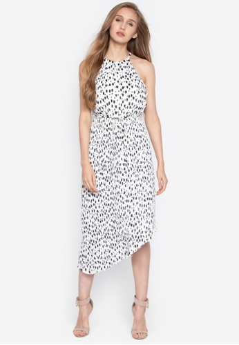 24e31dc97dd30b Shop WAREHOUSE Polka Dot Dress Online on ZALORA Philippines