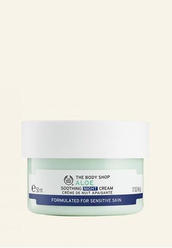 The Body Shop Aloe Soothing Night Cream TH455BE93YGOMY_1