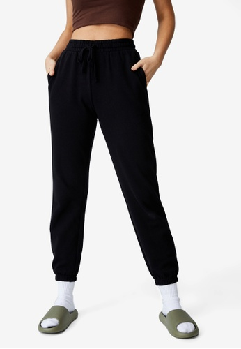 Cotton On black Freestyle Track Pants 27A0CAABF49211GS_1