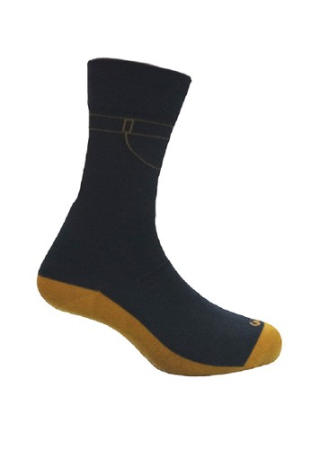 Mundo navy Mundo Jeans Casual Men Sock - JN2P002 53AA6AA2B0FCBEGS_1