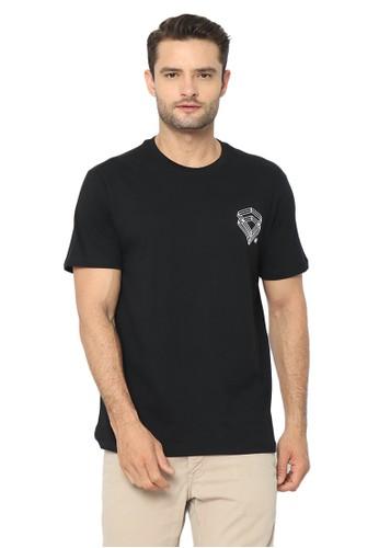 Tendencies black Tshirt TENDENCIES ROOTS B8563AAB38C592GS_1