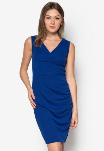 簡約無袖連身裙, 服飾, 絕esprit旗艦店美洋裝
