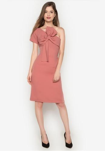 Madelaine Ongpauco Barlao pink Lala Dress MA508AA0JAQOPH_1