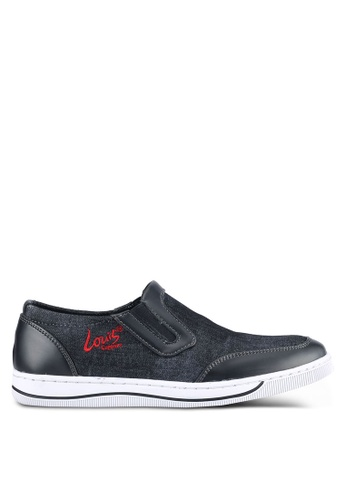 Louis Cuppers black Luois Cuppers Shoes LO977SH0S9SLMY_1