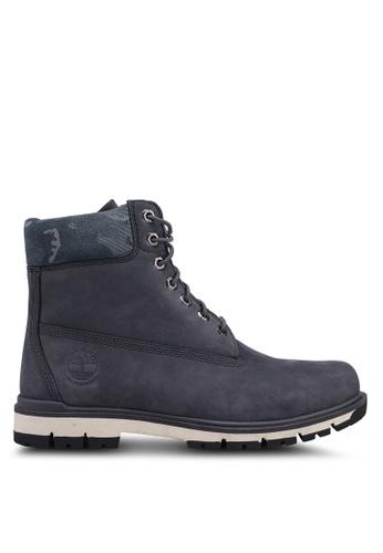 Timberland grey Radford 6-Inch Waterproof Boots A4E76SHC4D75D8GS_1