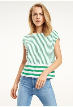 1b6a1715e Buy Tommy Hilfiger Tops For Women Online on ZALORA Singapore