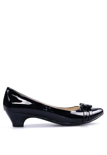 Ghirardelli black Ghirardelli Heels Babette - Black GH325SH0V23WID_1