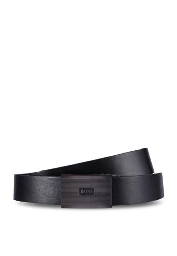 BOSS black Jecil Belt 3.5cm - Boss Body 6D719AC1109F94GS_1
