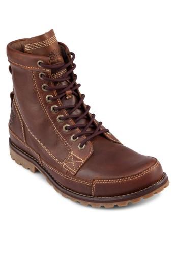 "Timberlandesprit台北門市 Original 6"" 皮革短靴, 鞋, 靴子"