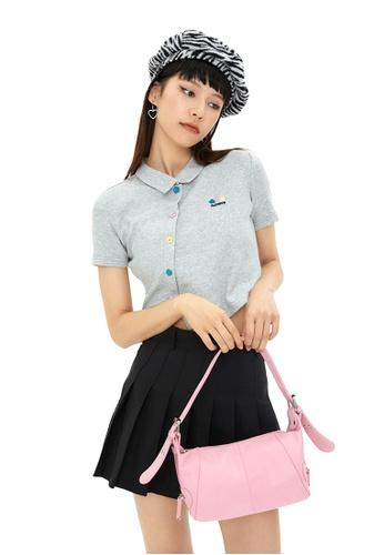 Twenty Eight Shoes Slim Embroidered Polo Shirt HH0029 FF53DAACF75811GS_1