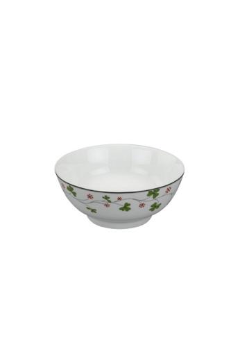 Minh Long I white Jasmine: Porcelain Soup Bowl (15cm) B51F0HL448B0E0GS_1