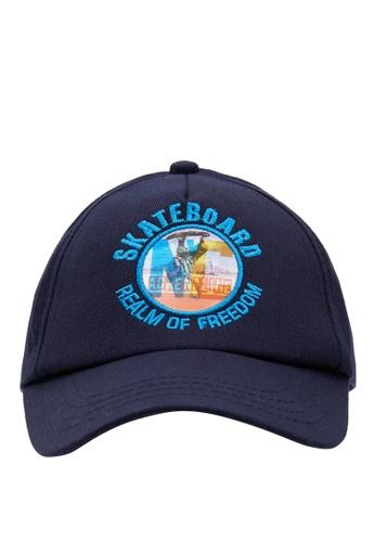 DeFacto blue Baseball Hat 32274KC69E5934GS_1